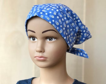 Chemo Hat For Girls, Doll Hat, Chemo Headwear, Childhood Cancer, Cancer Gifts,