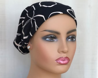 Head Scarf For Women With Hair Loss, Cancer Gifts, Floral Head Wrap