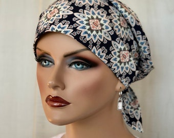 Boho Head Wrap, Cancer Scarves For Hair Loss, Cancer Gifts