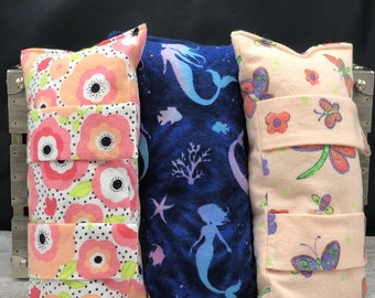 Kid's Seatbelt Pillow For Girls, Childhood Cancer, Cancer Gifts