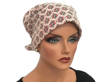 Lace Head Scarves