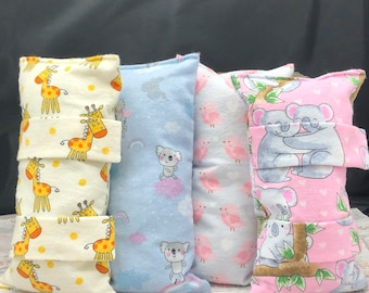 Kid's Seatbelt Pillow For Girls, Childhood Cancer, Chemo Gifts
