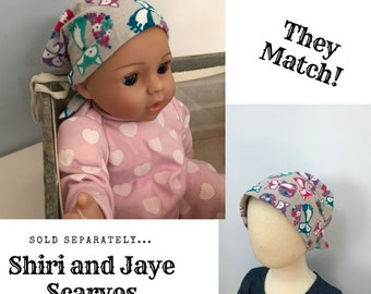 Shiri Doll Head Scarf