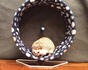 Basic Wheel Cover, Pick Your Pattern, for Hedgehogs, Rats, and other Small Animals
