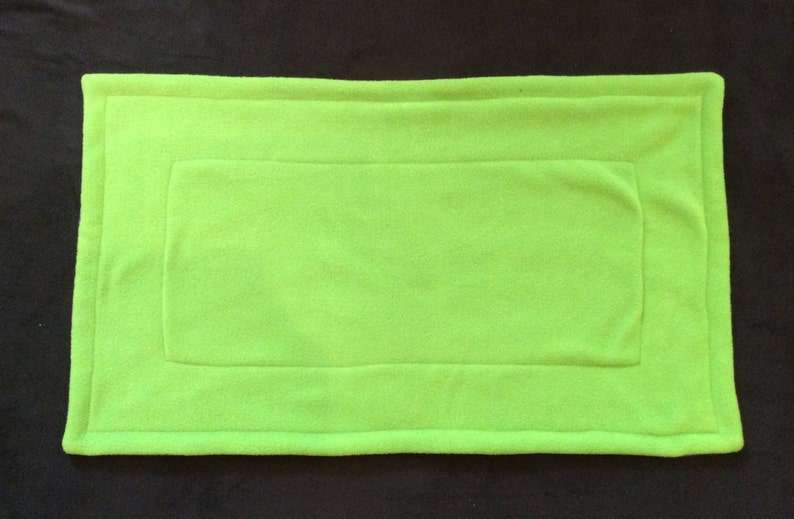 Solid Color Custom Cage Liner Double Layer