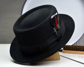 554540e367fe0 Pork pie hat