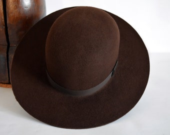 Round Crown Fedora  ace697cc2c50