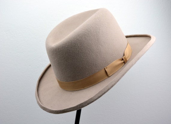 Fedora The MATTEO Beige Fedora Hat For Men Mens Fedora  1fa835f59e1