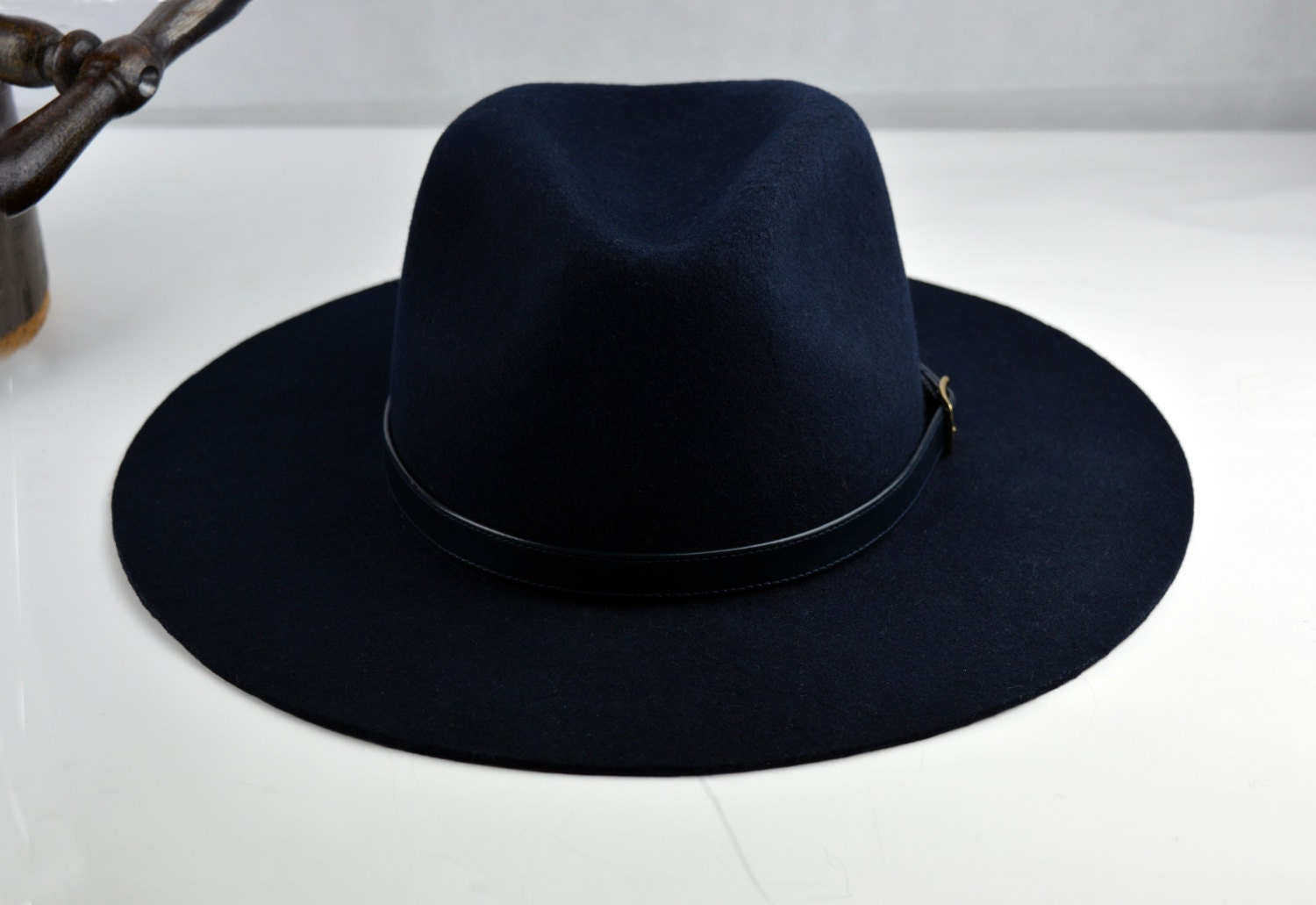 2e64afbd354ca4 Wide Brim Fedora Hats For Men - ShopStyle