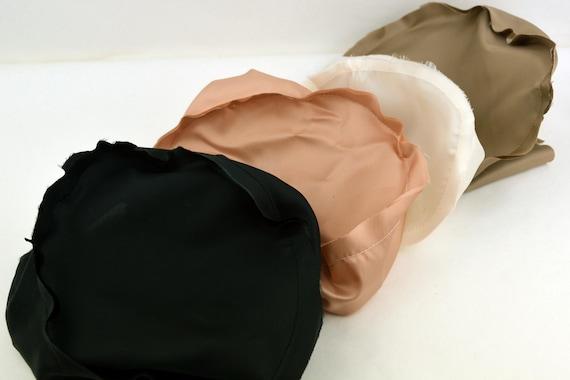 Rayon Satin Hat Lining