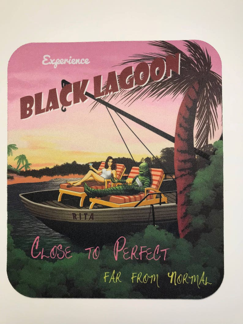 Creature From the Black Lagoon / Happy Ending / Mouse Pad