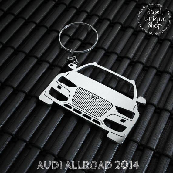Audi A6 Allroad Keychain