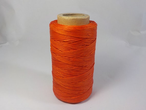 for leather Braided Poly Thread White Size 346 Bonded 1 lb upholstery and more