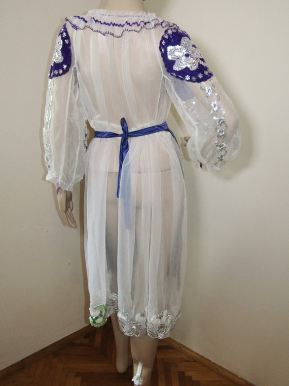 Romanian peasant costume, Romanian ethnic outfit … - image 5