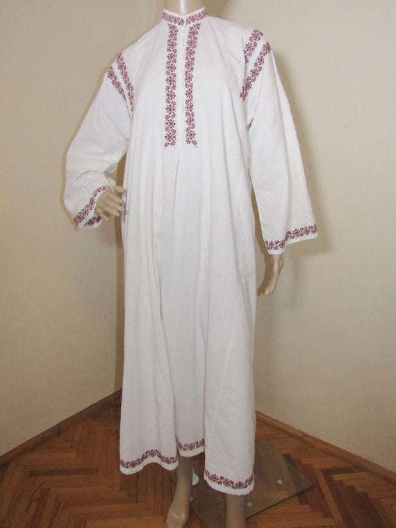 Antique Romanian peasant dress  ethnic Romanian co