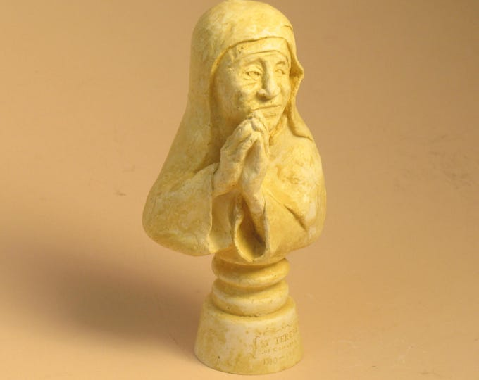 Mother Theresa bust
