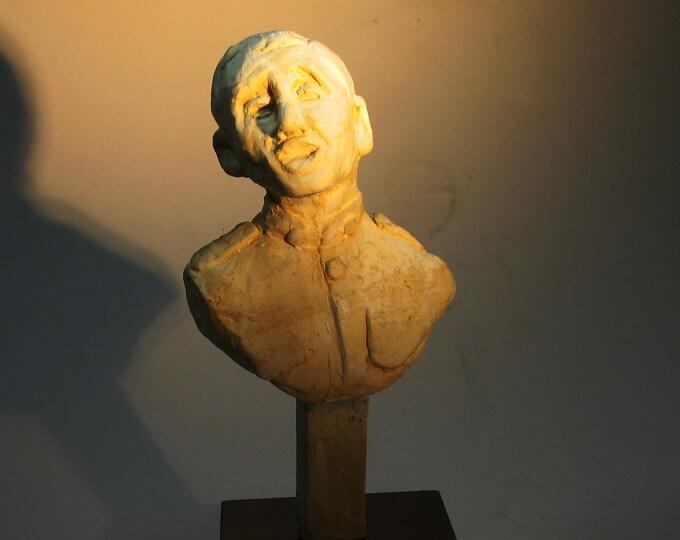 Berlin, bust of Irving Berlin