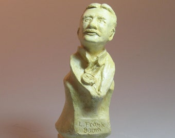 L.Frank Baum - author of The Wizard of Oz stories
