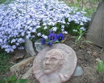 Julius Caesar -Resin Garden Coin