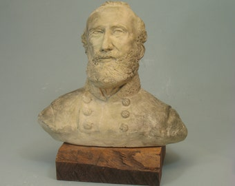 General Stonewall Jackson, BRONZE patina