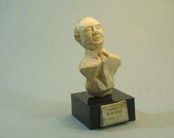 Rodgers--Richard Rodgers bust - plaster