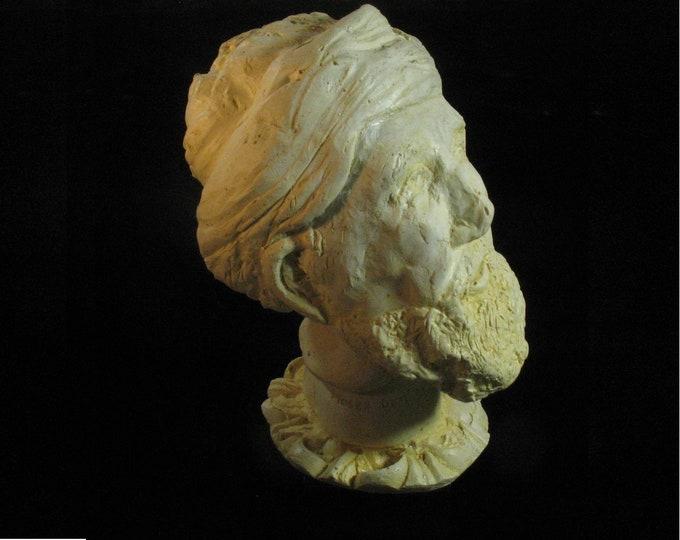 Maimonides - bust of Moses ben Maimon