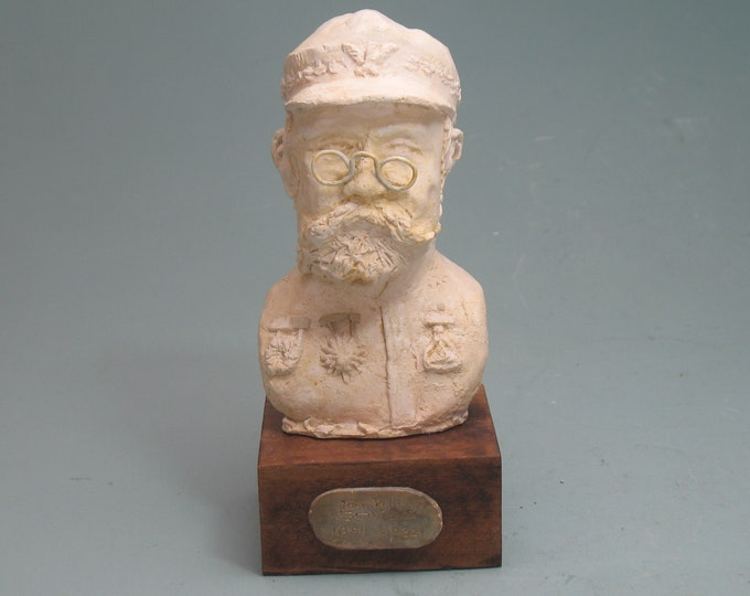 Featured listing image: John Philip Sousa,  antique white