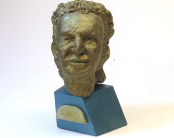 Keith Richards bust
