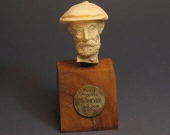 Renoir, Pierre Auguste Renoir bust