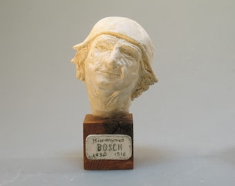 Bosch, Hieronymus -bust of the painter of fantasy