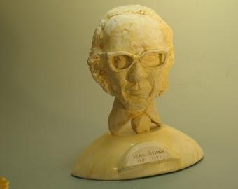Asimov, Isaac Asimov bust