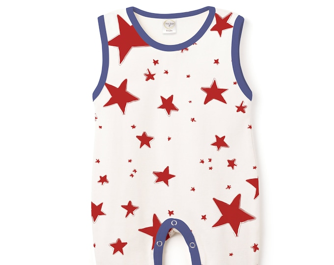Baby My 1st Fourth July 4th Baby Outfit, 4th of July Baby Onesie, Newborn Baby 4th July Outfit, Infant 4th July Onesie, Baby, TesaBabe