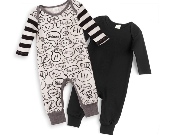 62fb0fc8c92d Baby Boy Rompers   Sets - Baby Clothing Fashions in Quality Cotton