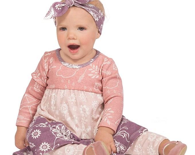 Baby Girl Dress, Baby Flower Girl Dress, Toddler Baby Girl Dress, Baby Girl Clothes, Infant Dress, Baby Girl Thanksgiving Dress, TesaBabe