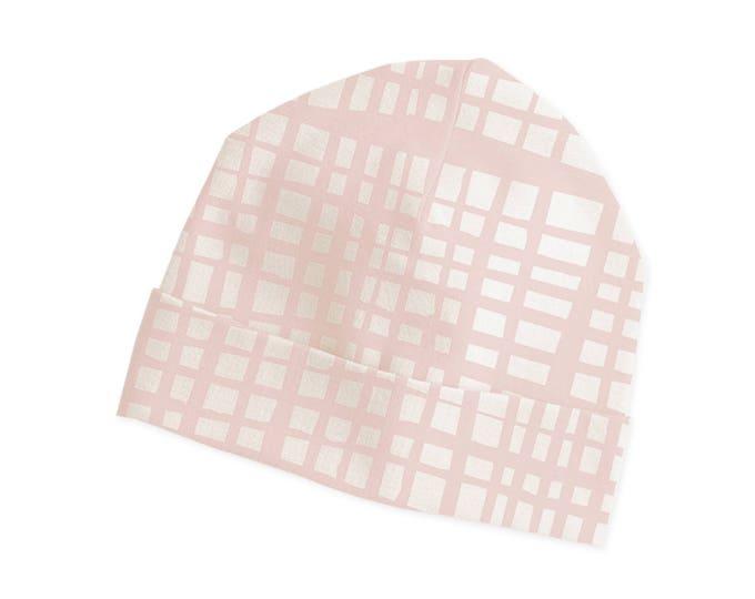 SALE! Baby Girl Hat, Newborn Baby Girl Pink Hat, Newborn Baby Hat, Pink Baby Hat for Girls, Baby Girl, Baby Girl Caps, Pink Tesababe