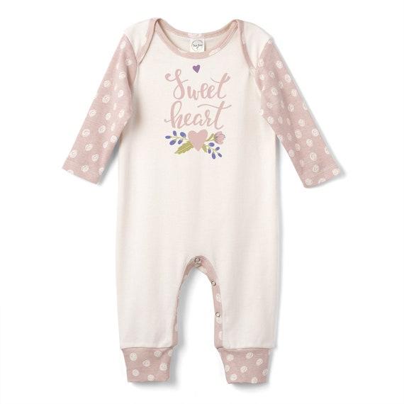 b90a80710 WHOLESALE BABY CLOTHES Valentine Girl Onesie Romper Newborn   Etsy