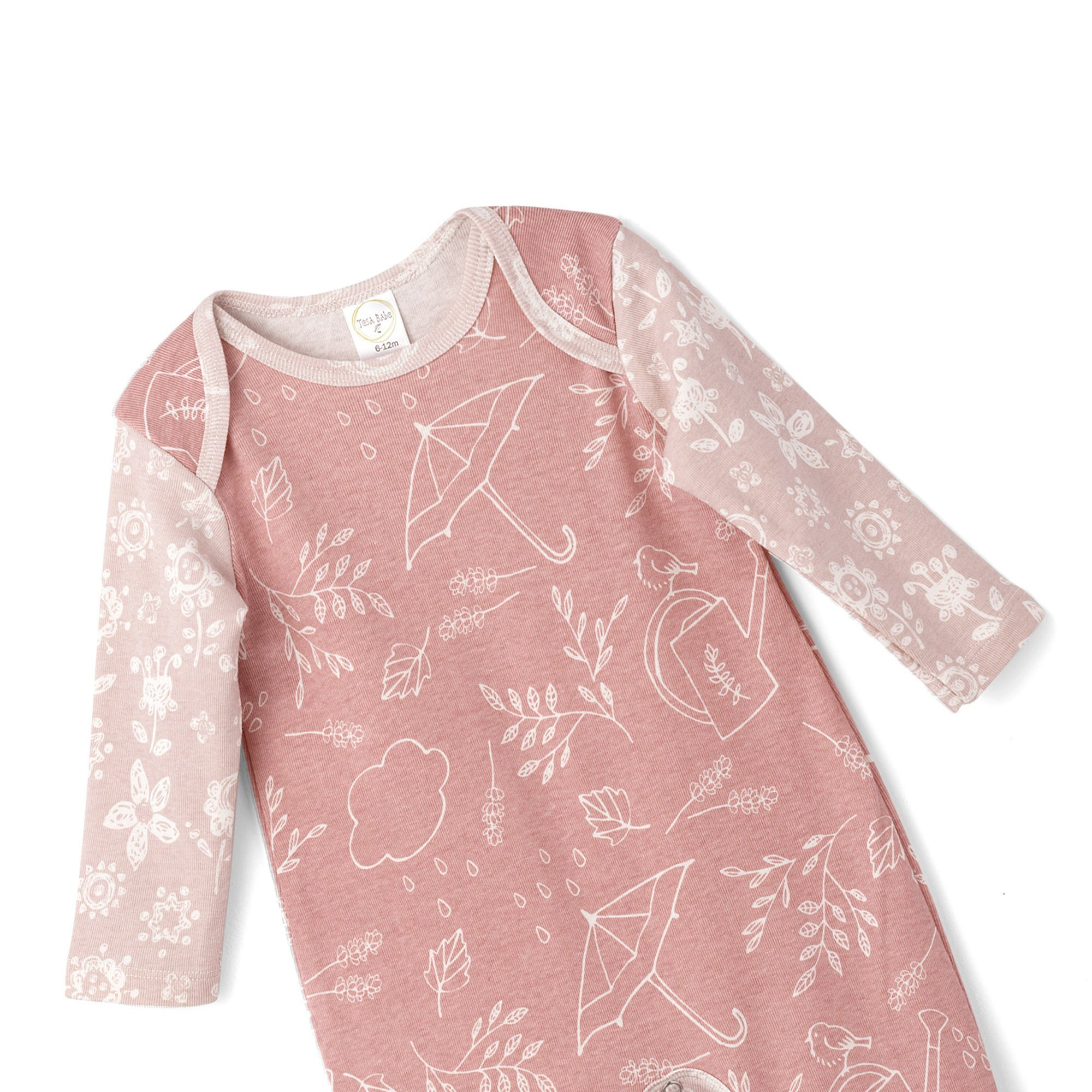 32e7a63af30 Baby Pink Onesie Outfit