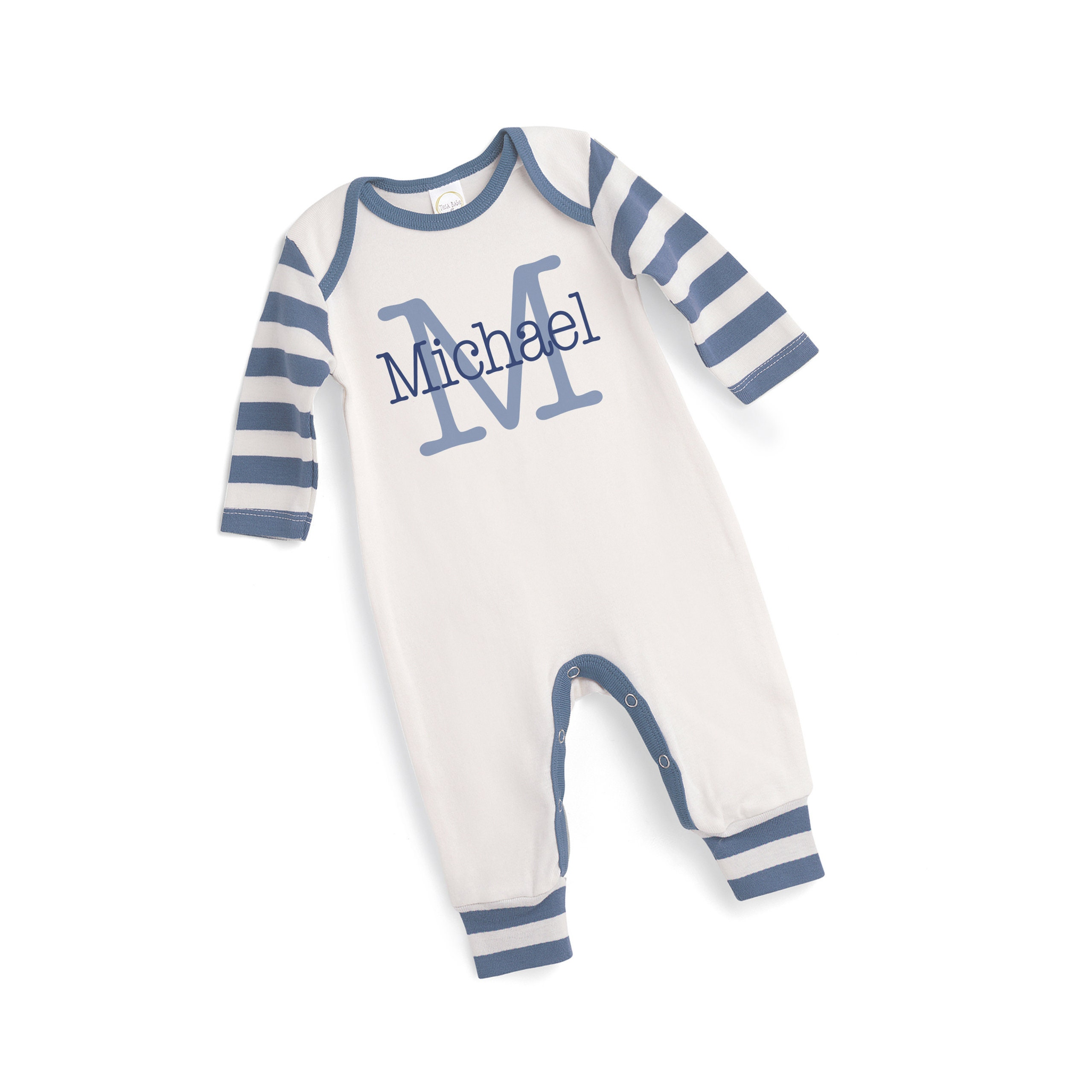 79d0f8251584 Personalized Newborn Boy Coming Home Outfit