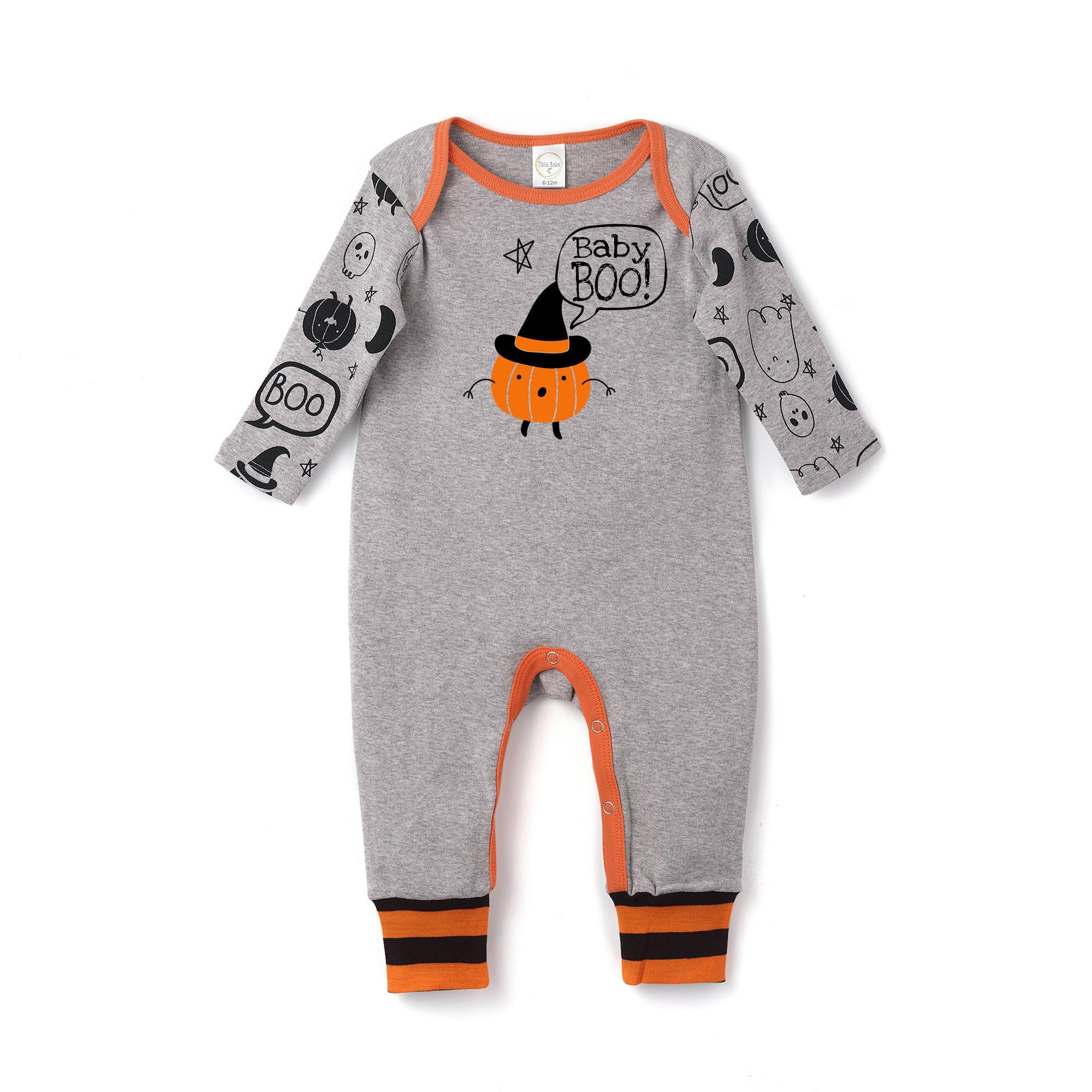 halloween baby boy onesie newborn boy halloween outfit pumpkin onesie baby boy halloween romper infant pumpkin boo baby romper tesa babe