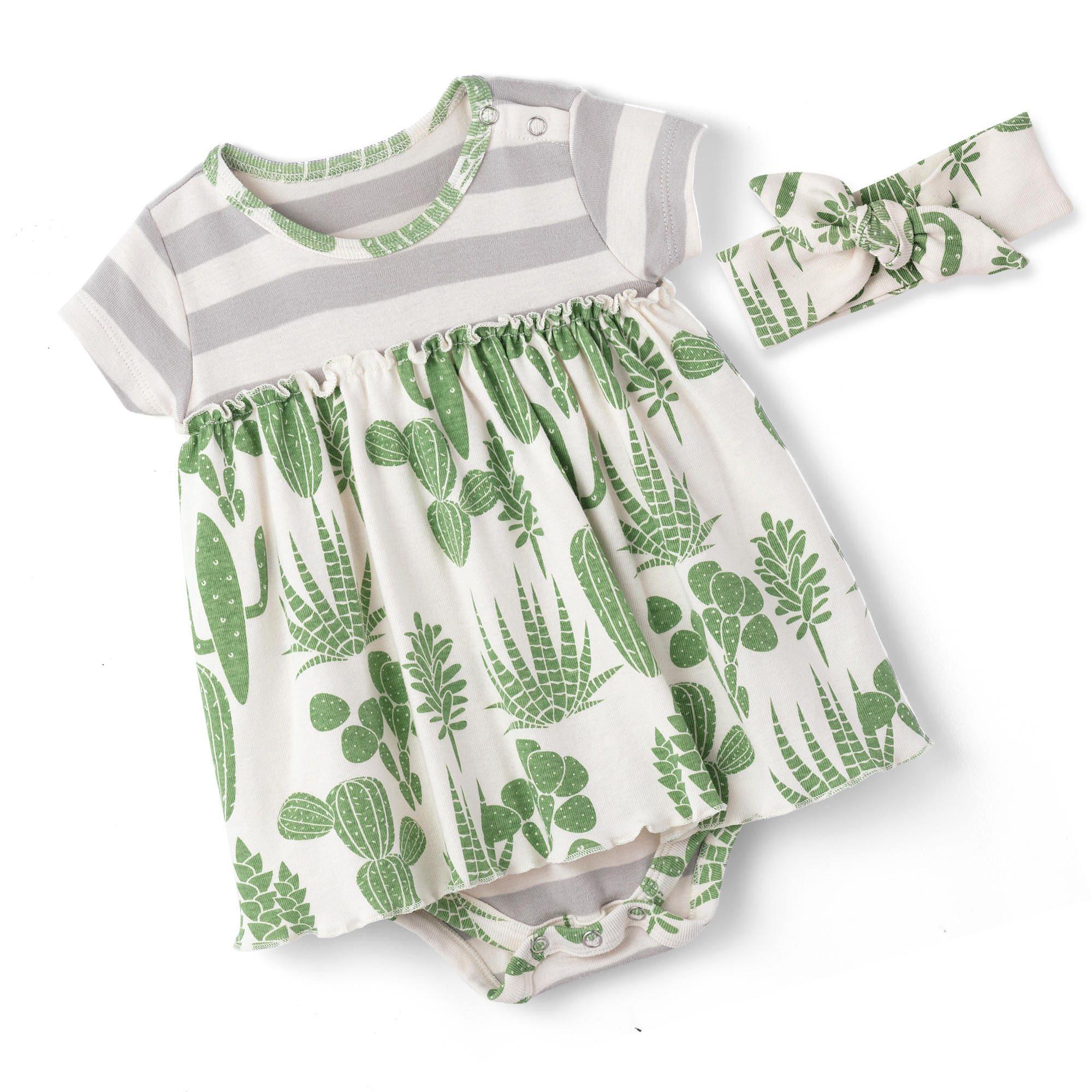 5ad9449adfe2 SALE! Baby Skirted Bodysuit Dress