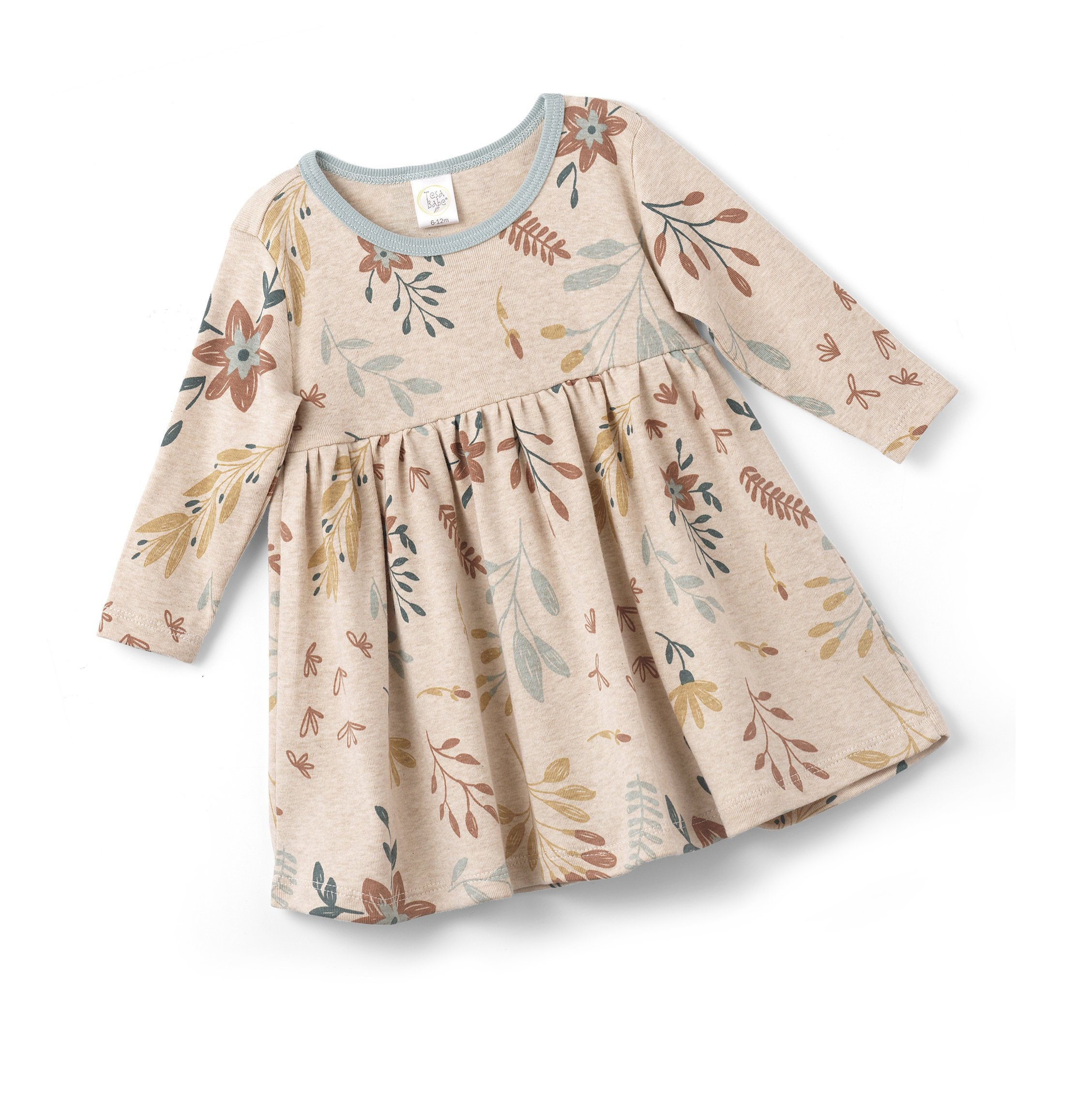 dd718884ce7f Baby Girl Country Flower Dress