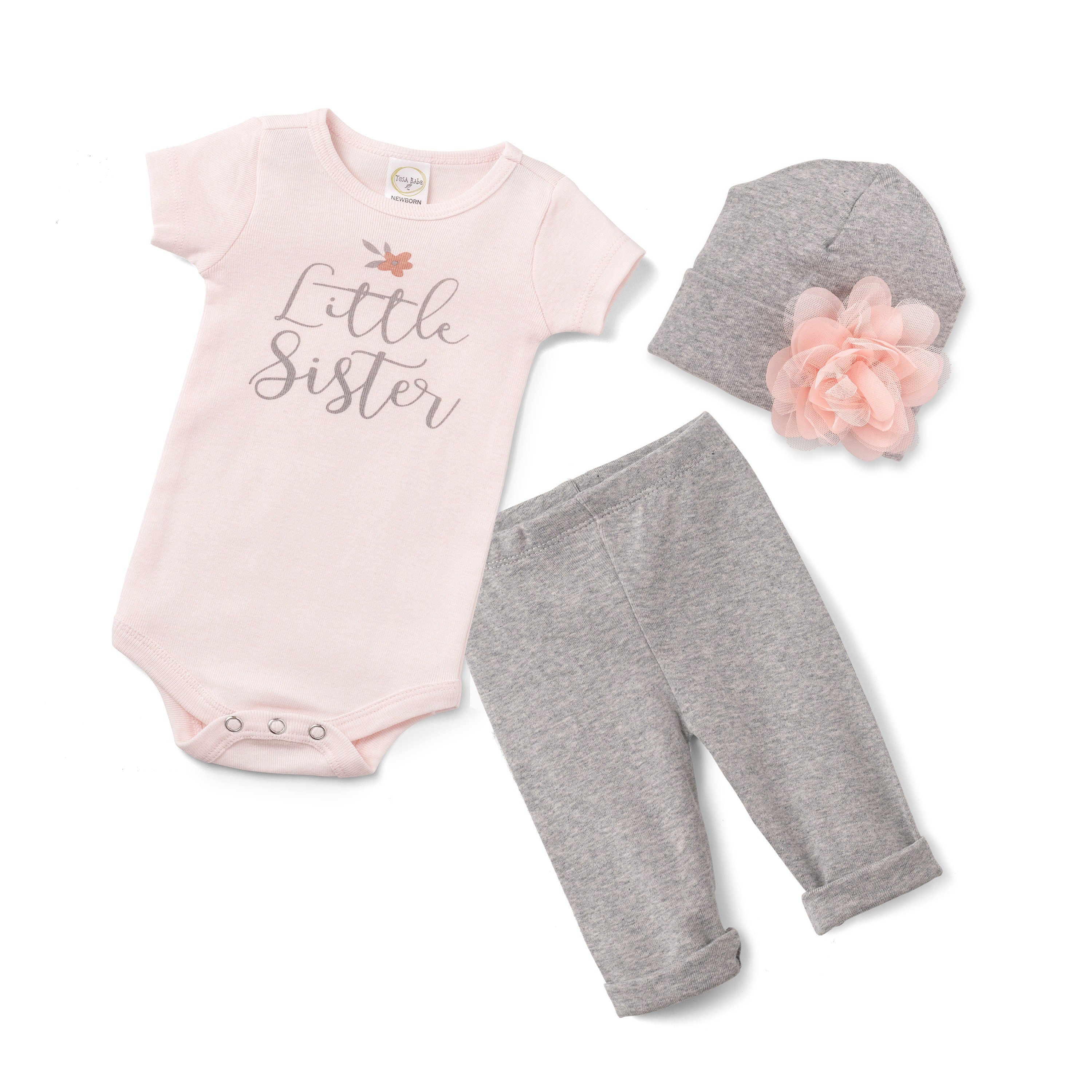 8b5261fa32b6 Little Sister Coming Home Outfit