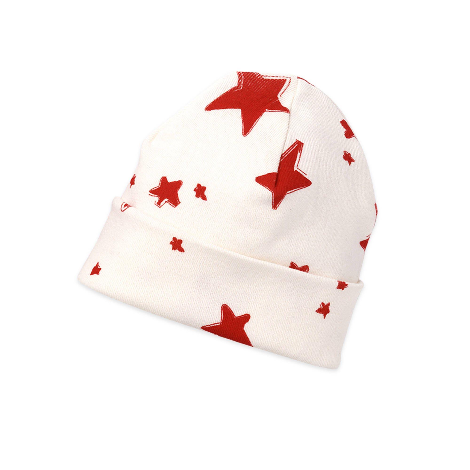 SALE 50% Off! Newborn Red Stars Hat b8f65d1af2d