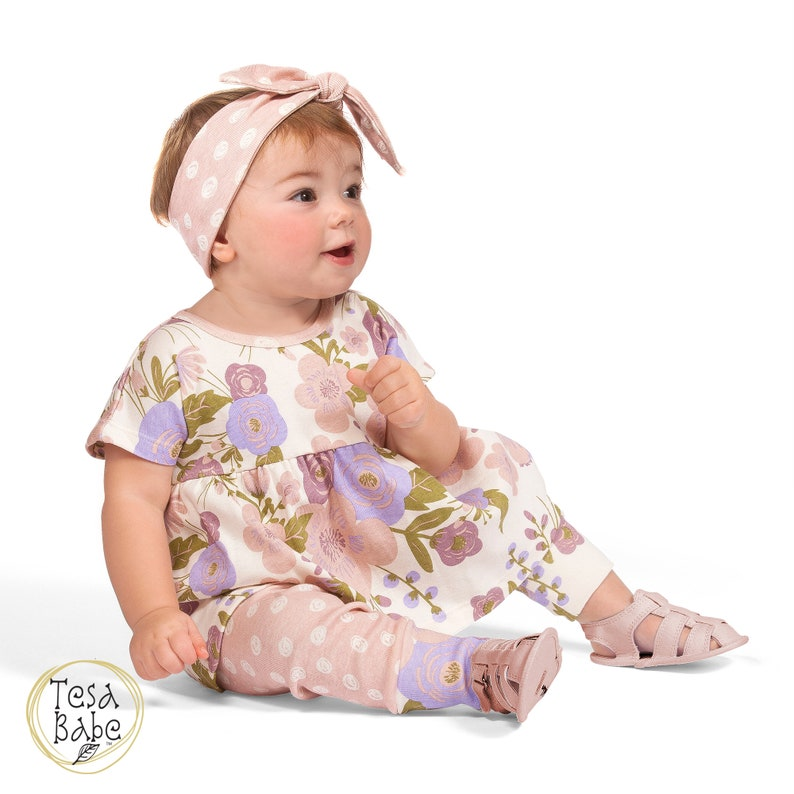d7b633842207 WHOLESALE BABY CLOTHES Baby Girl Outfit Toddler Pink Outfit
