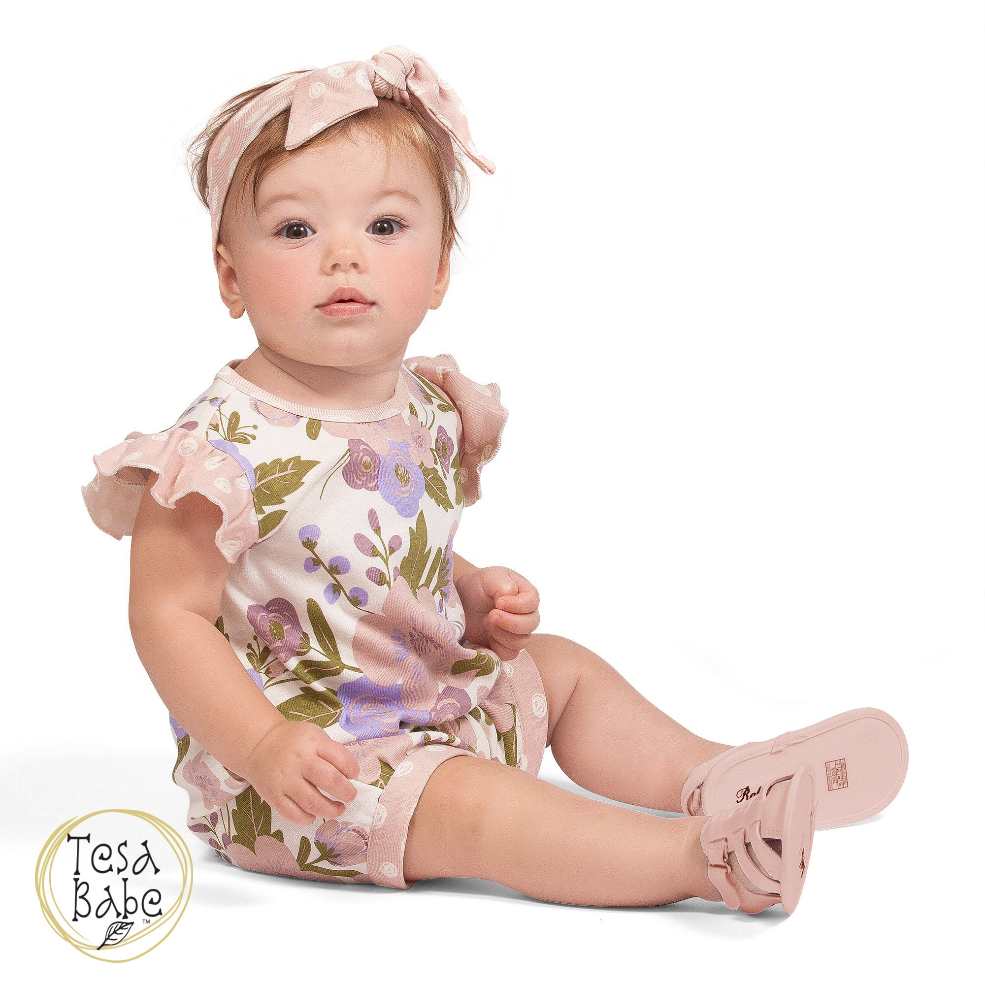 59b23d7c6024 WHOLESALE BABY CLOTHES Baby Pink Onesie