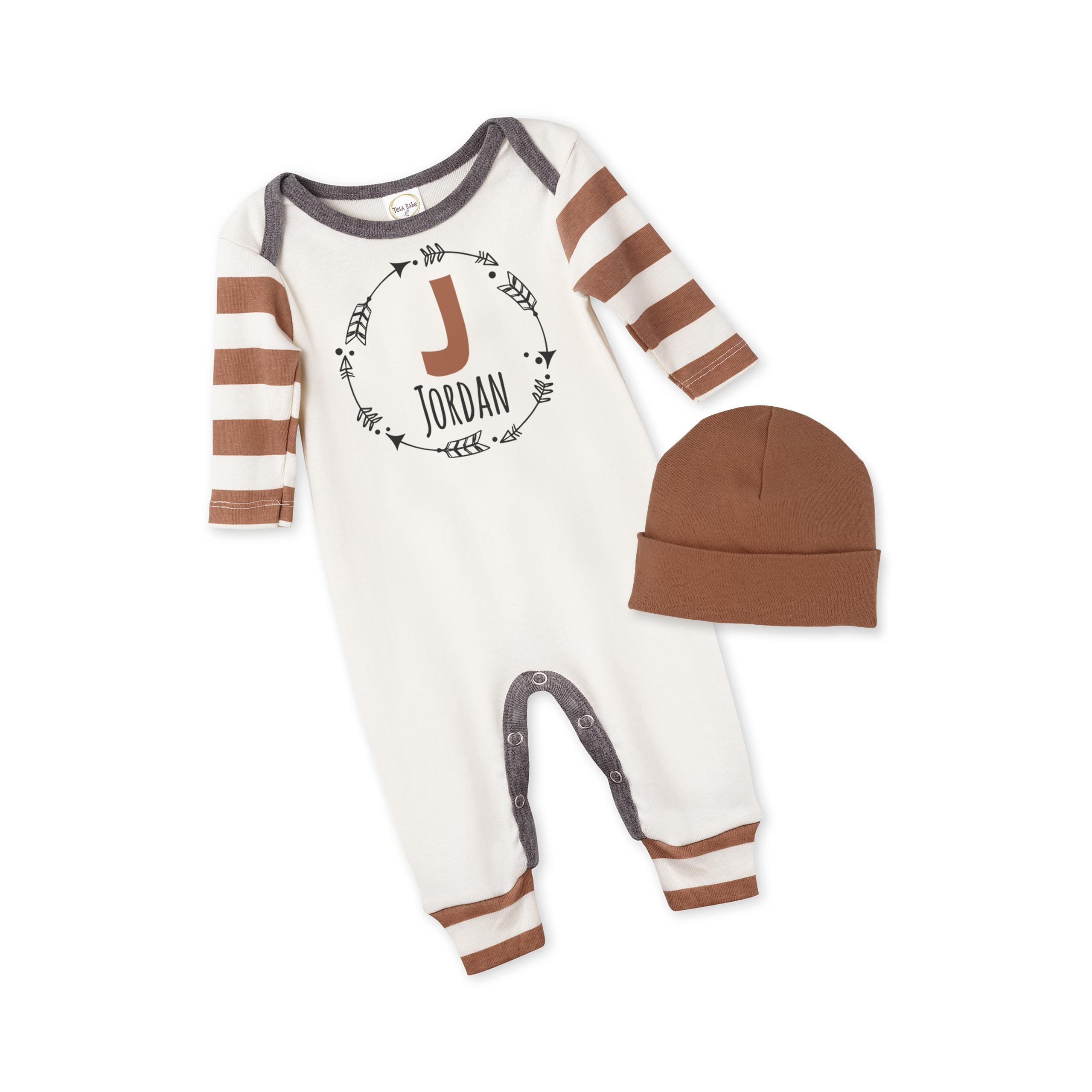 734e0d5fd11 Personalized Newborn Boy Coming Home Outfit