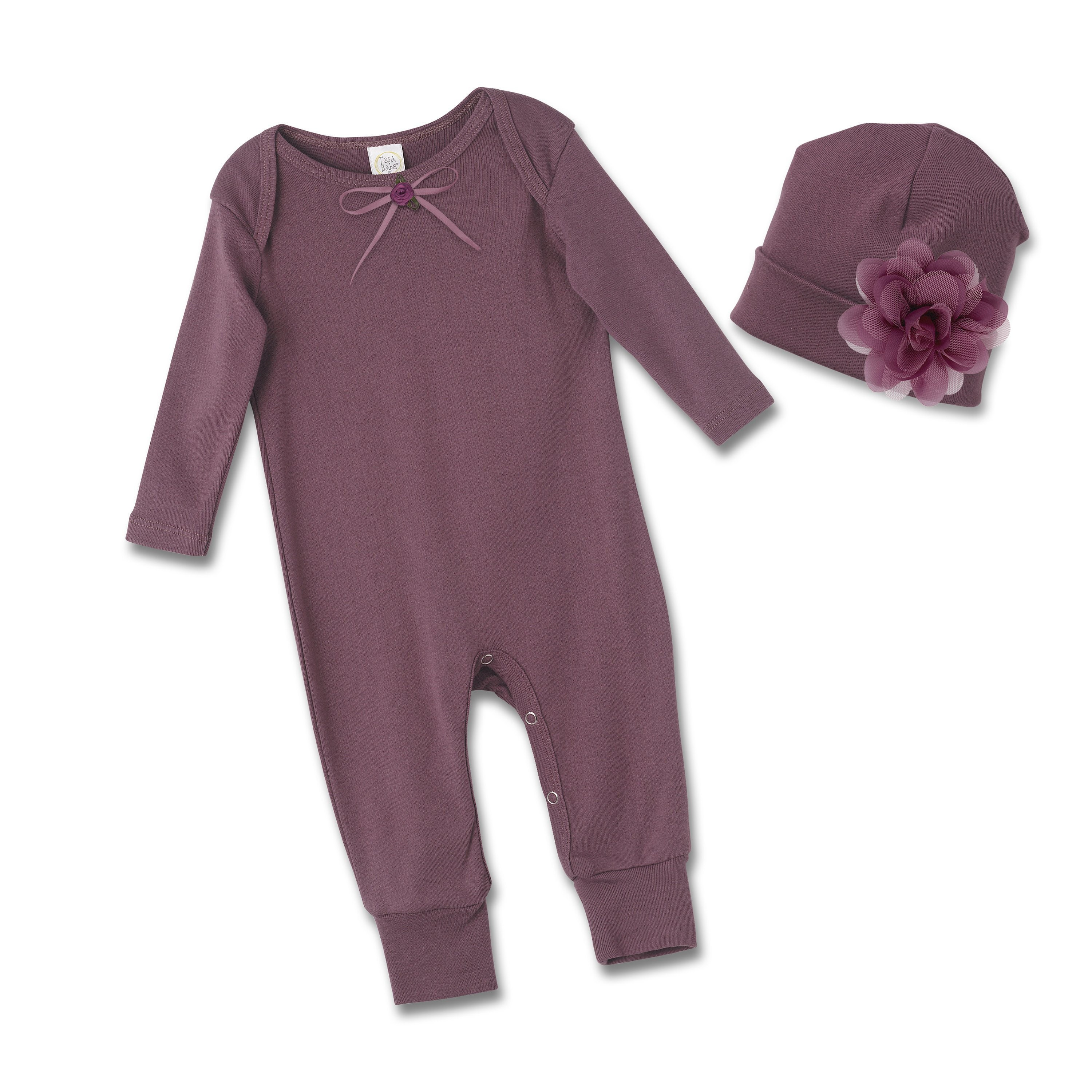 f872a4a3241 Newborn Baby Girl Coming Home Outfit