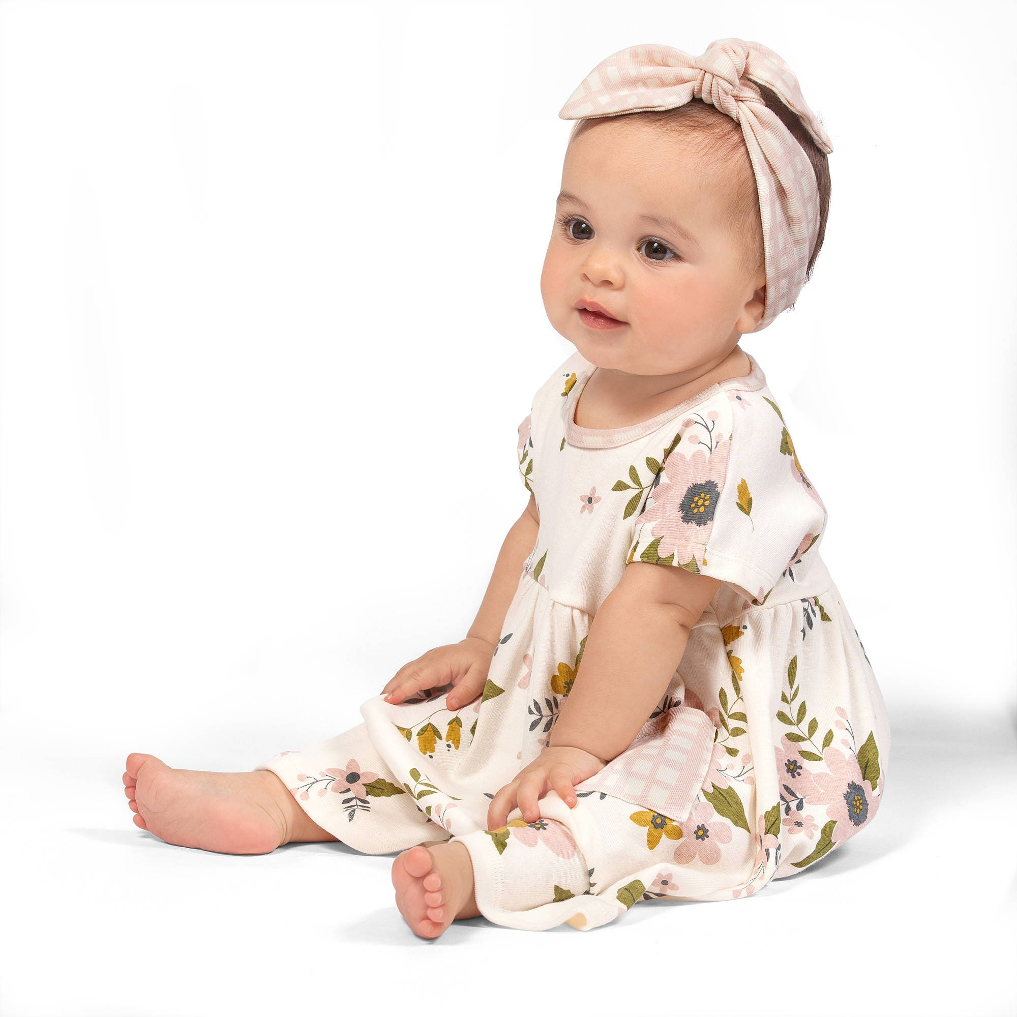 e34a983cd SALE! Baby Girl Floral Dress