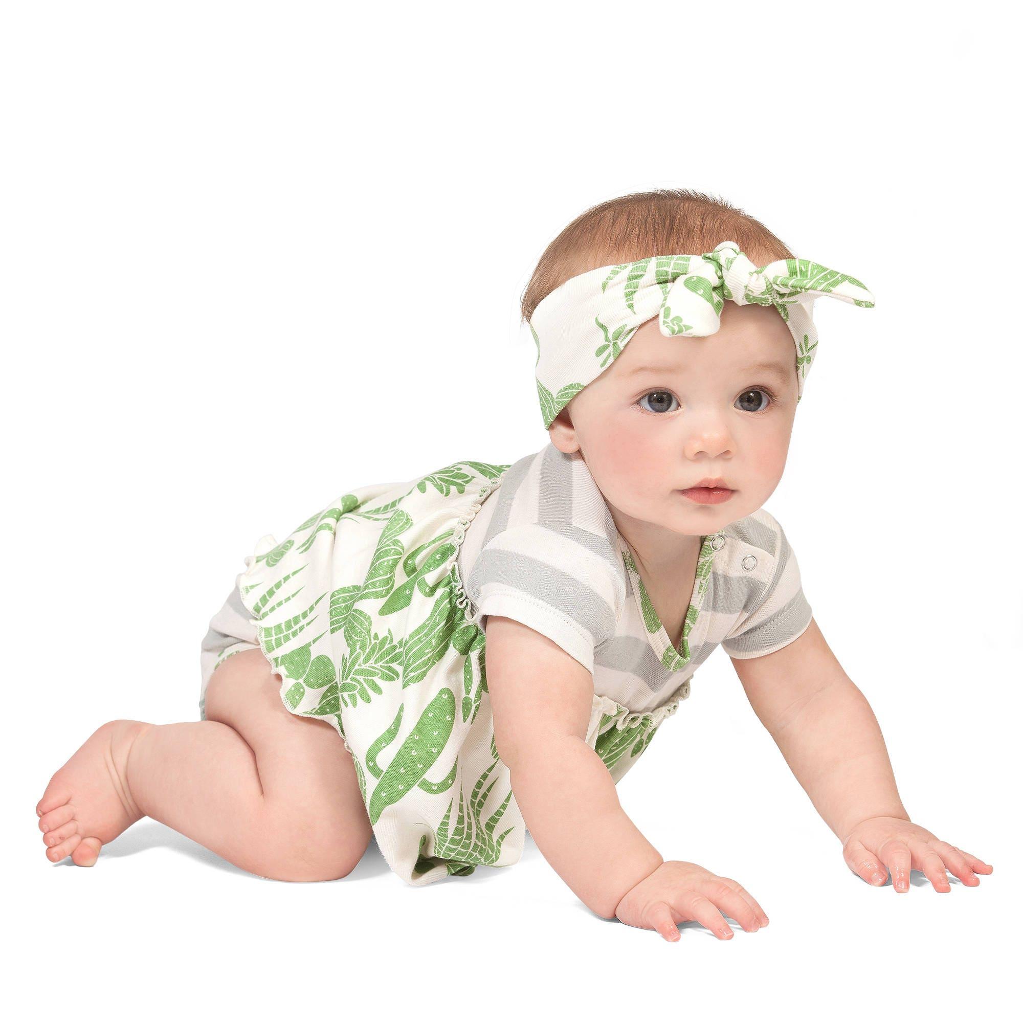 79eb39a84d3c ... Southwest Baby Girl Cactus Dress
