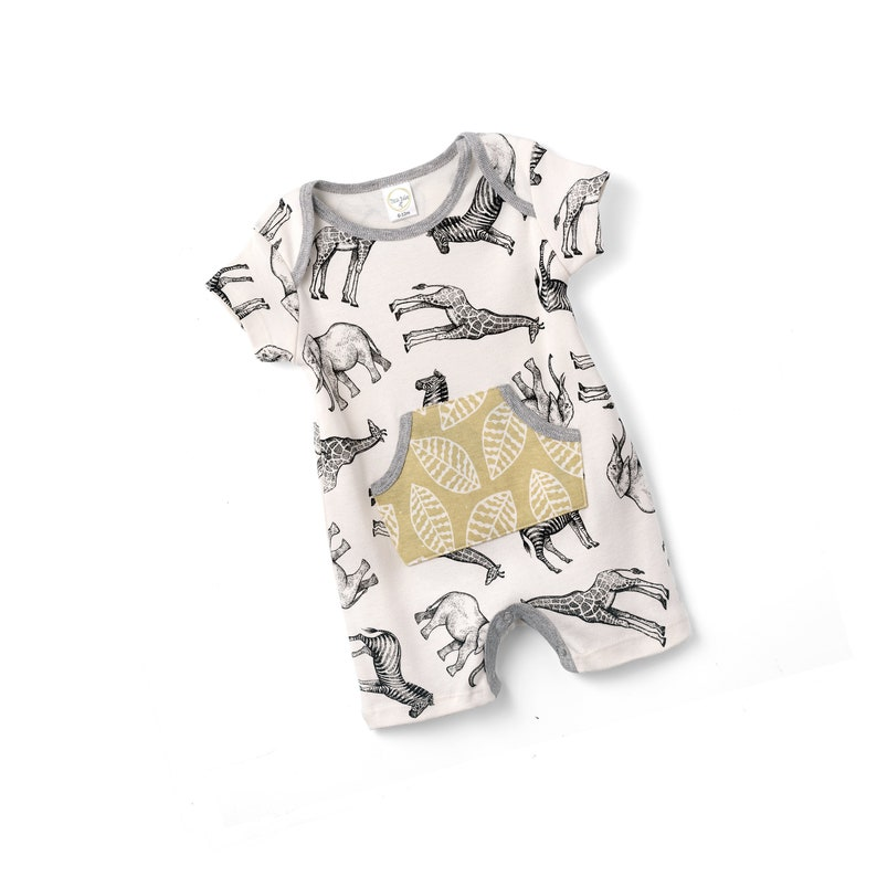 a0d28dc009c3 WHOLESALE BABY CLOTHES Baby Boy Onesie Animal Newborn Baby